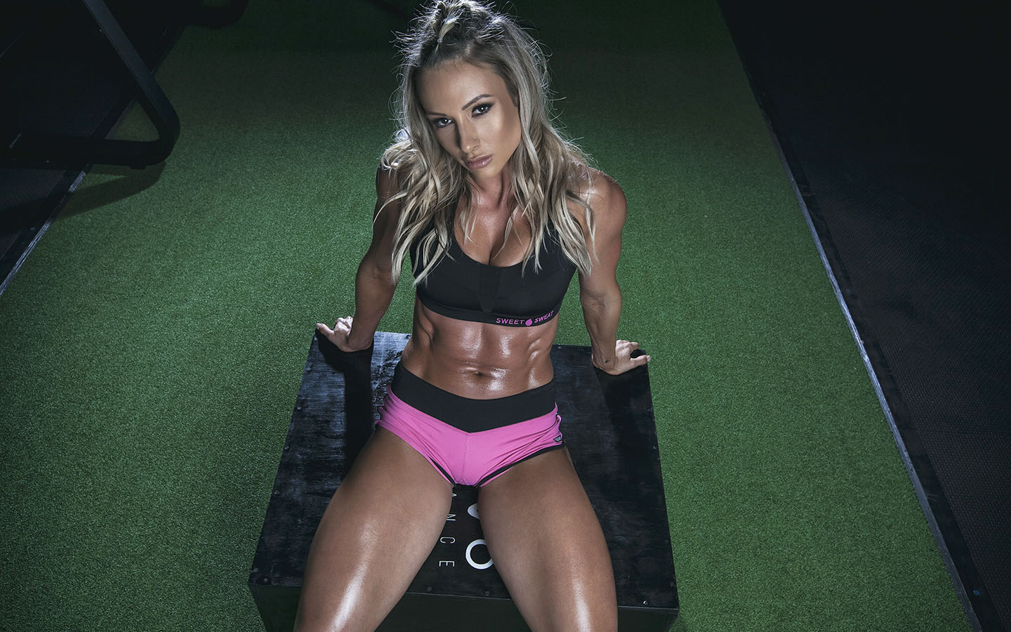 paige hathaway workouts tips