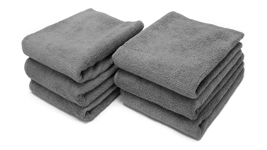 microfiber fitness towel for weightlifters