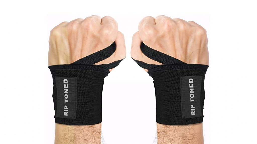wrist wraps for weightlifters